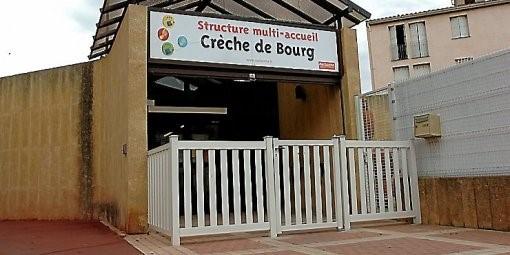 Crèche de Bourg